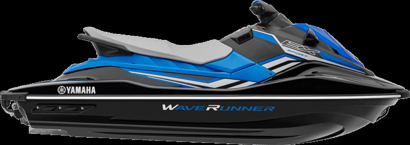 Yamaha EX Sport - 2020-EX-Sport-Blue_1