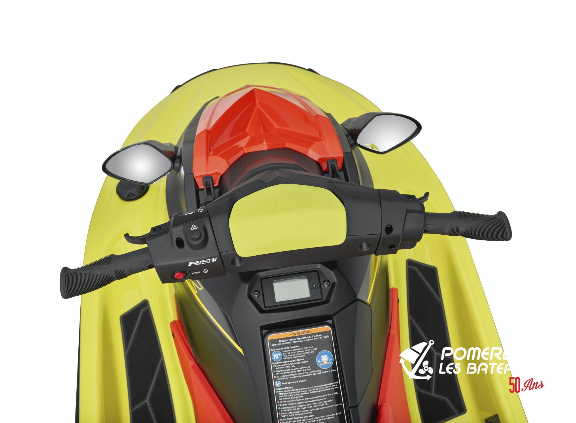 Yamaha EXR - 2021_EXR_Detail_Ride