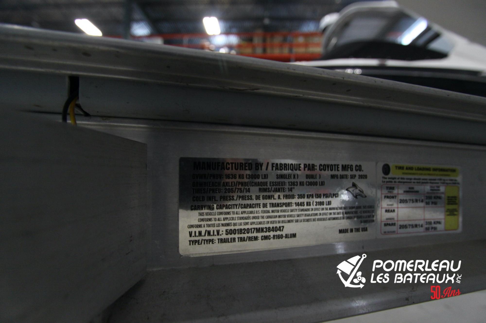 Robalo Robalo R160 - IMG_0872