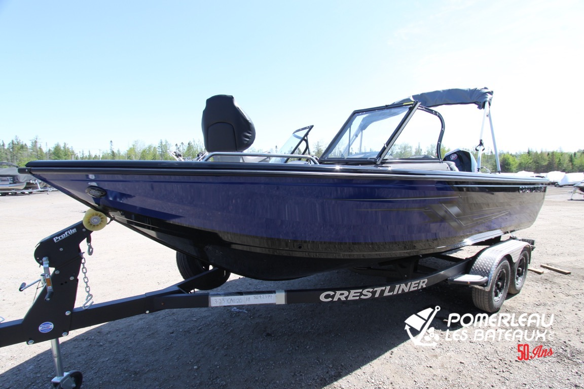 Crestliner 2050 Authority - IMG_6106