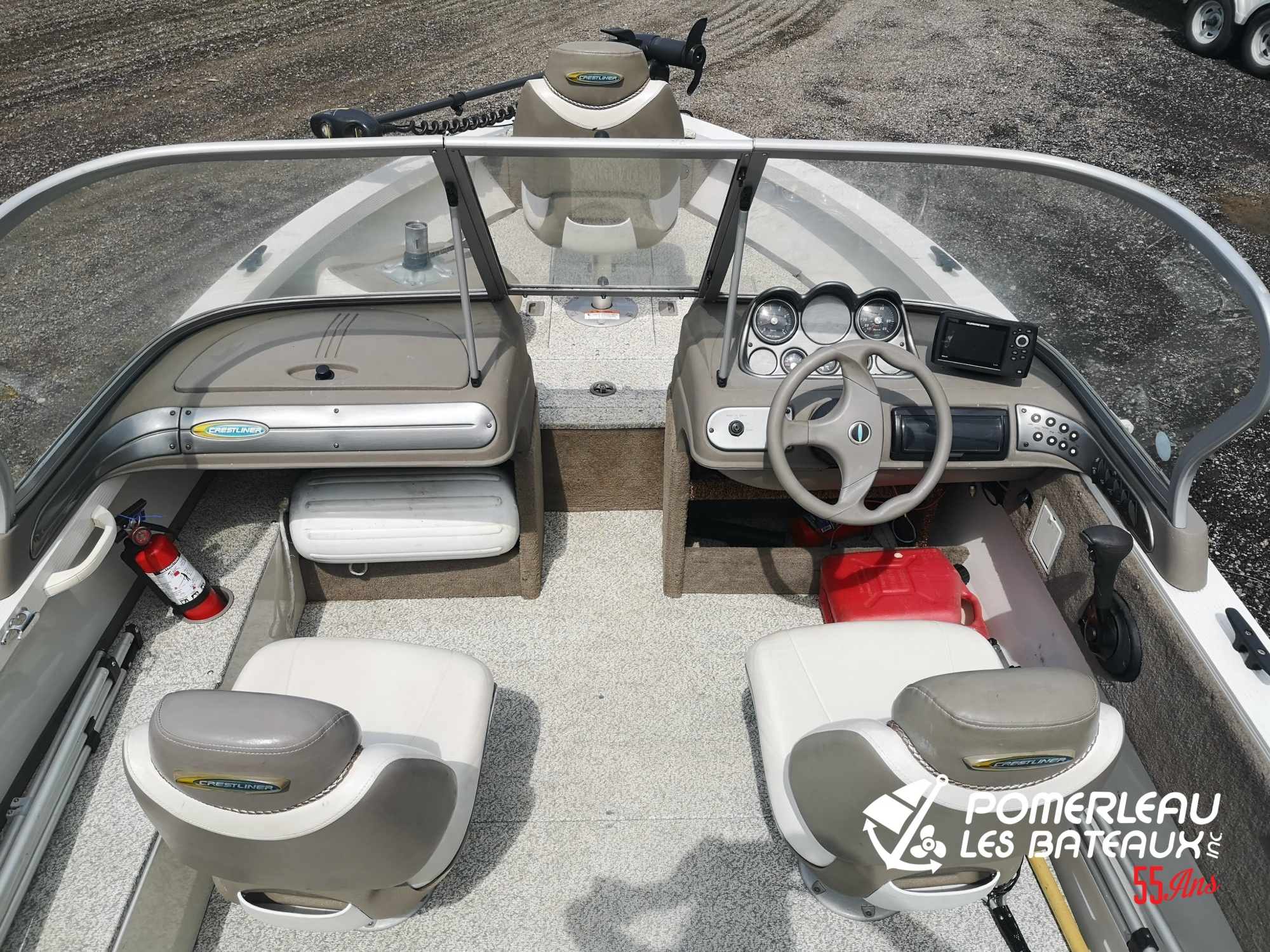Crestliner Sport Angler 1650 - IMG_20210716_110224
