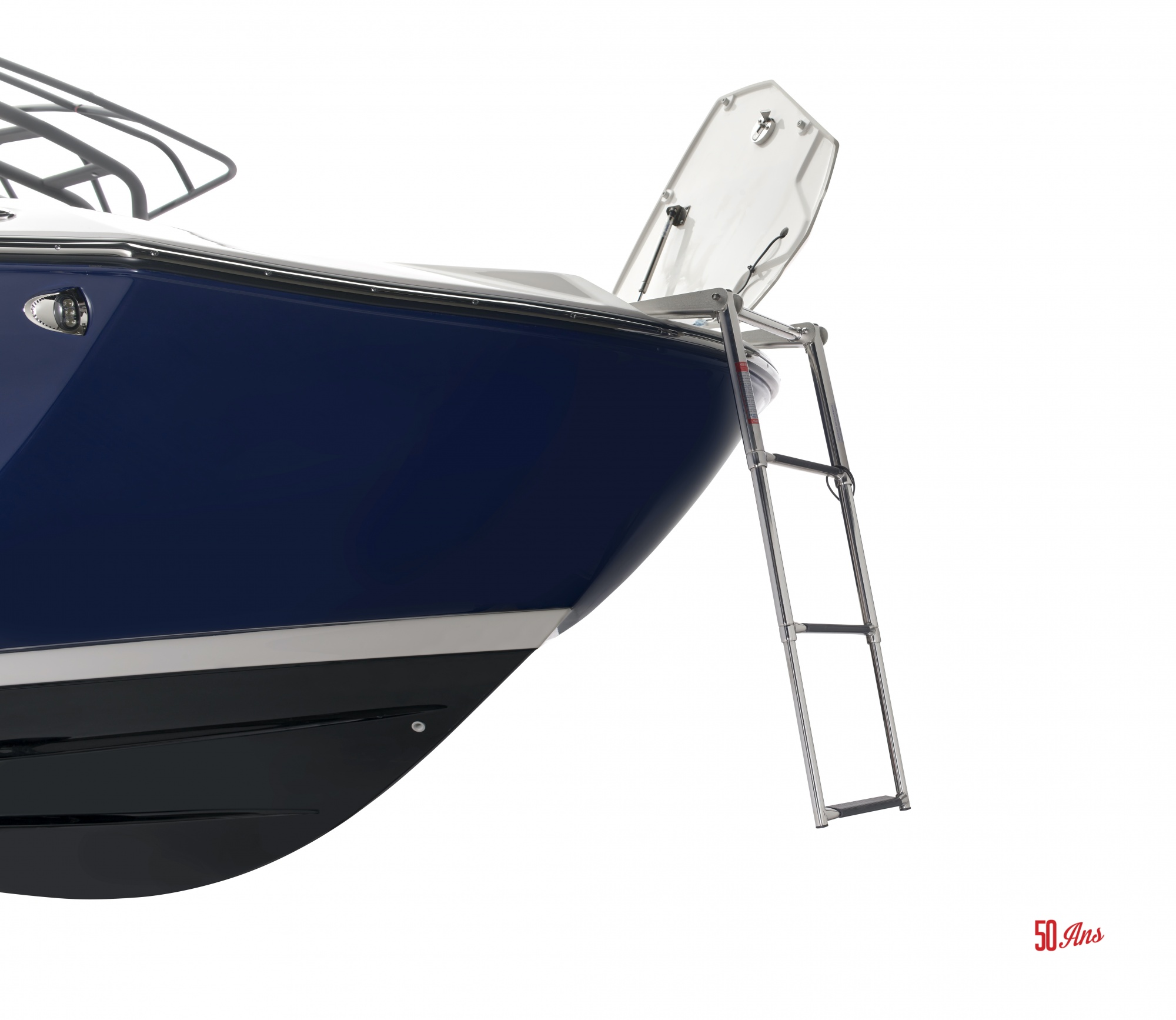 Yamaha 252 SD - 2021_252SD_Bow Ladder