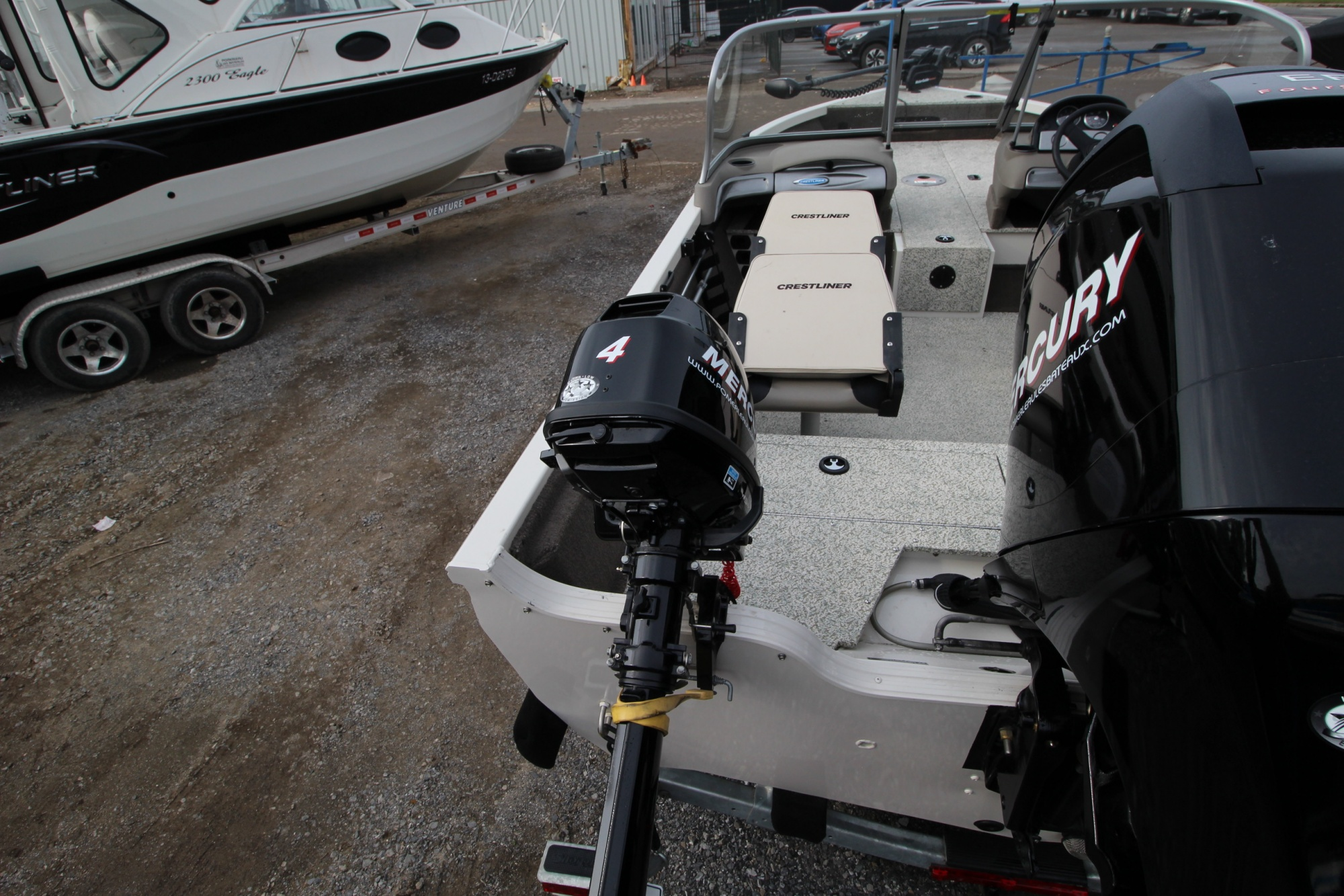 CRESLINER 1650 FISH HAWK - IMG_0107