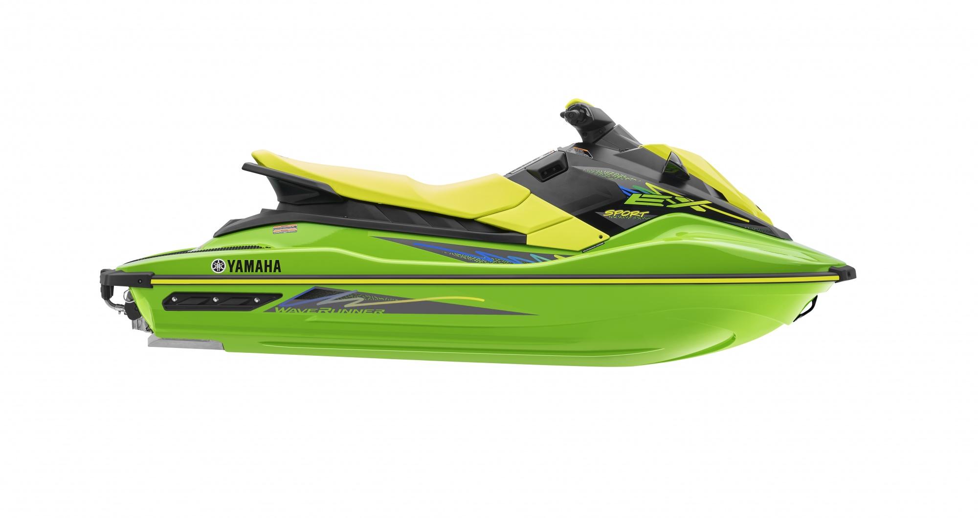 Yamaha EX Sport - 2021_EXSport_Green_1