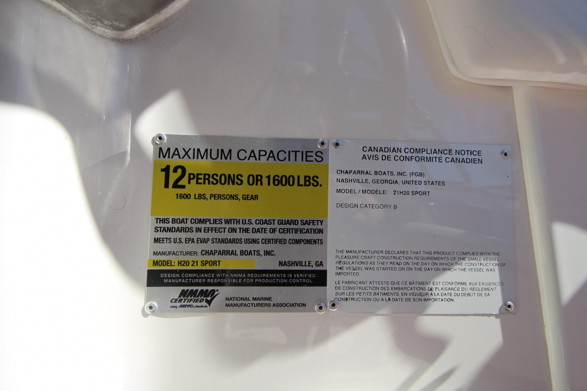 Chaparral H2O 21 - IMG_9861