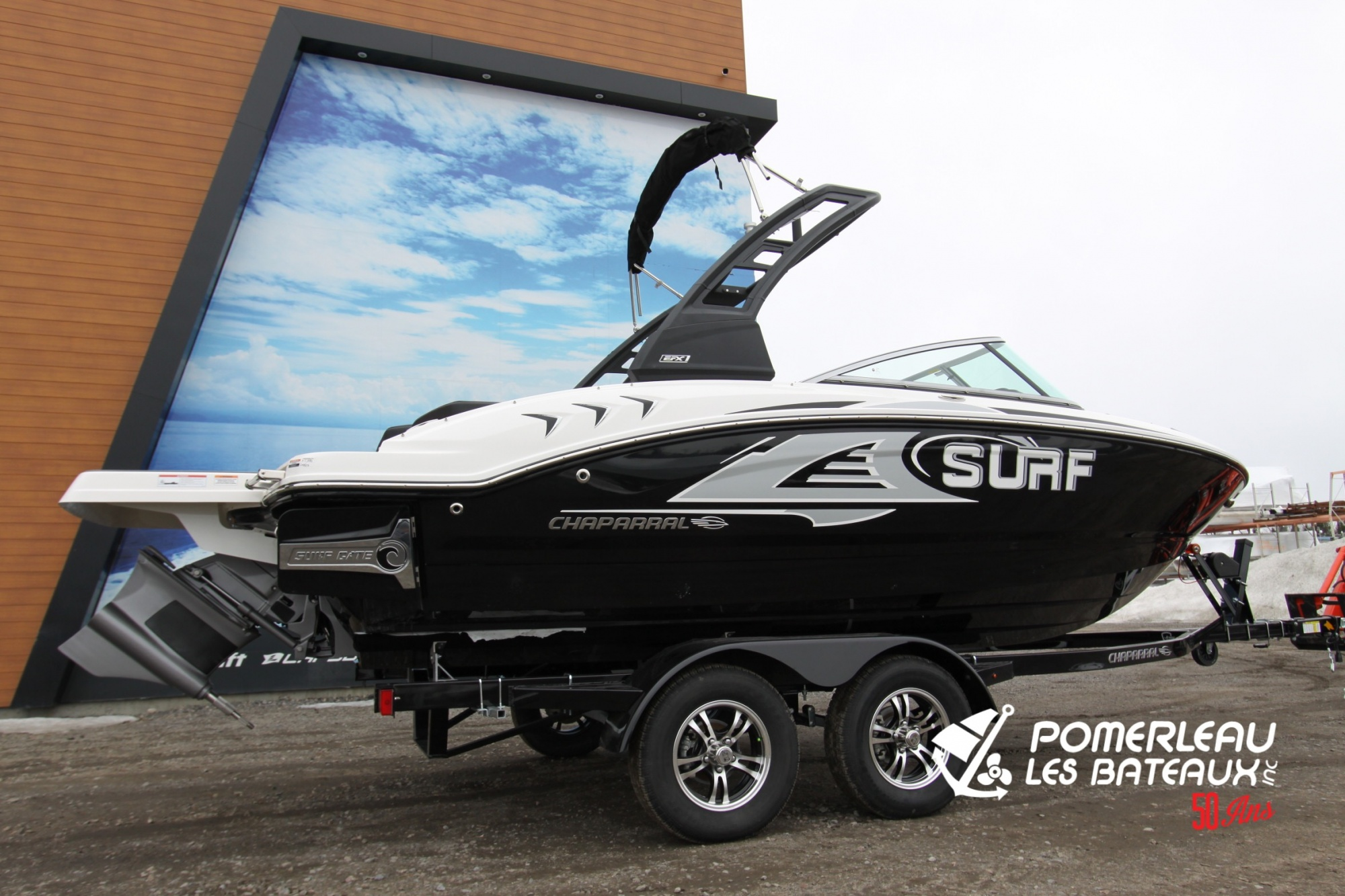 Chaparral 21 Surf - IMG_5159