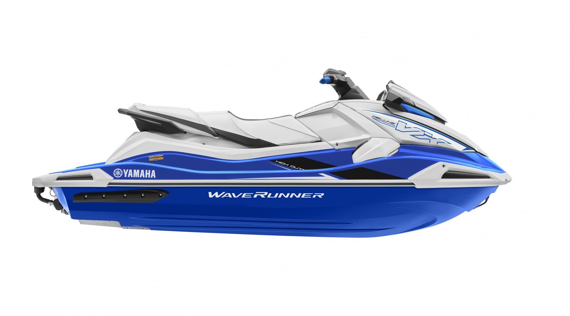 Yamaha VX Deluxe - 2021_VXDeluxe_Blue_1