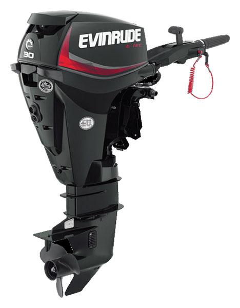 Evinrude 30HP E-TEC - 2000000001