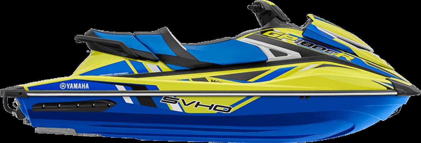 Yamaha GP 1800R SVHO - 2020_GP1800R_SVHO_Yellow_1