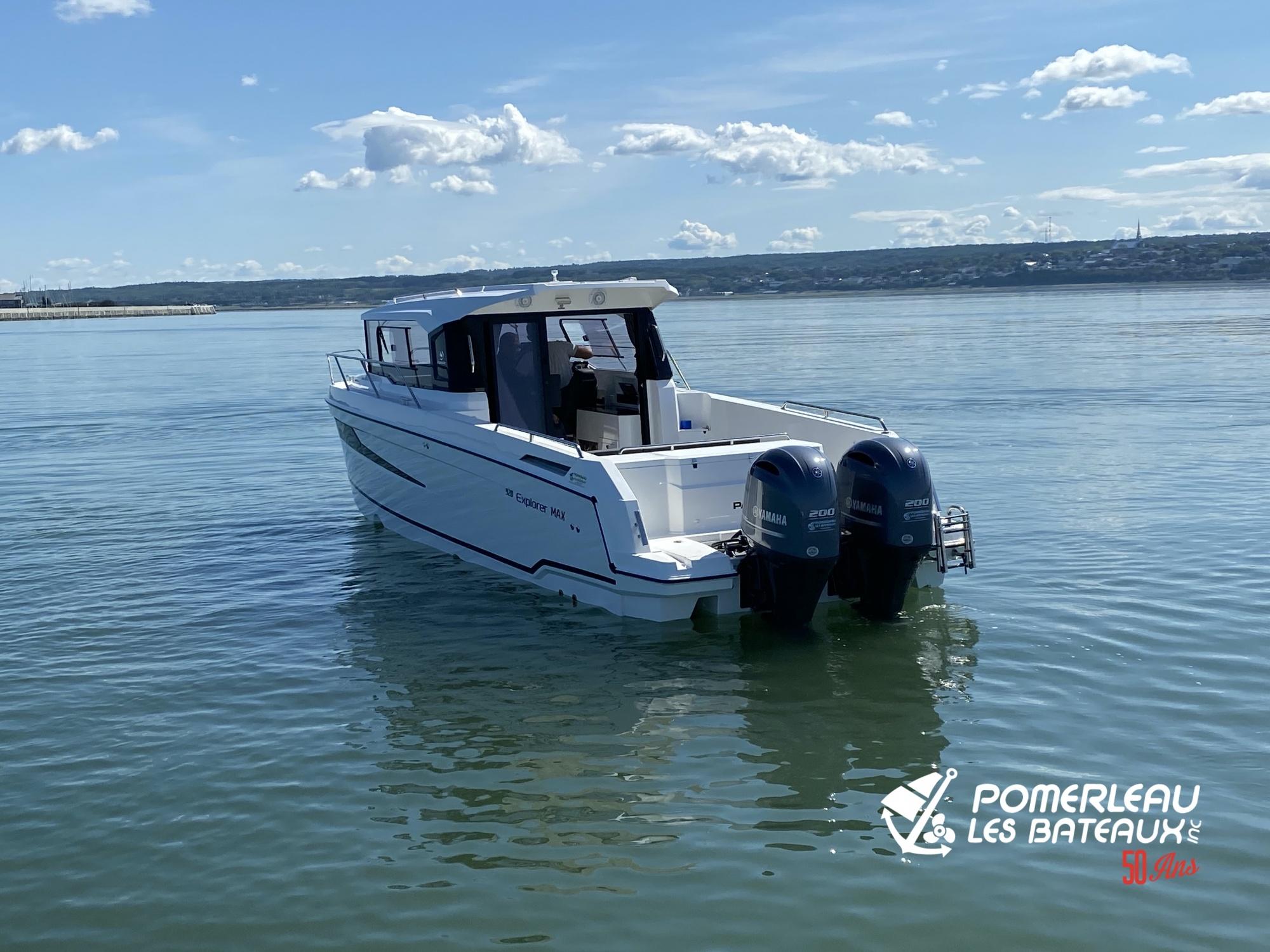 Parker Boats Explorer 920 Max DEMO - IMG_6455