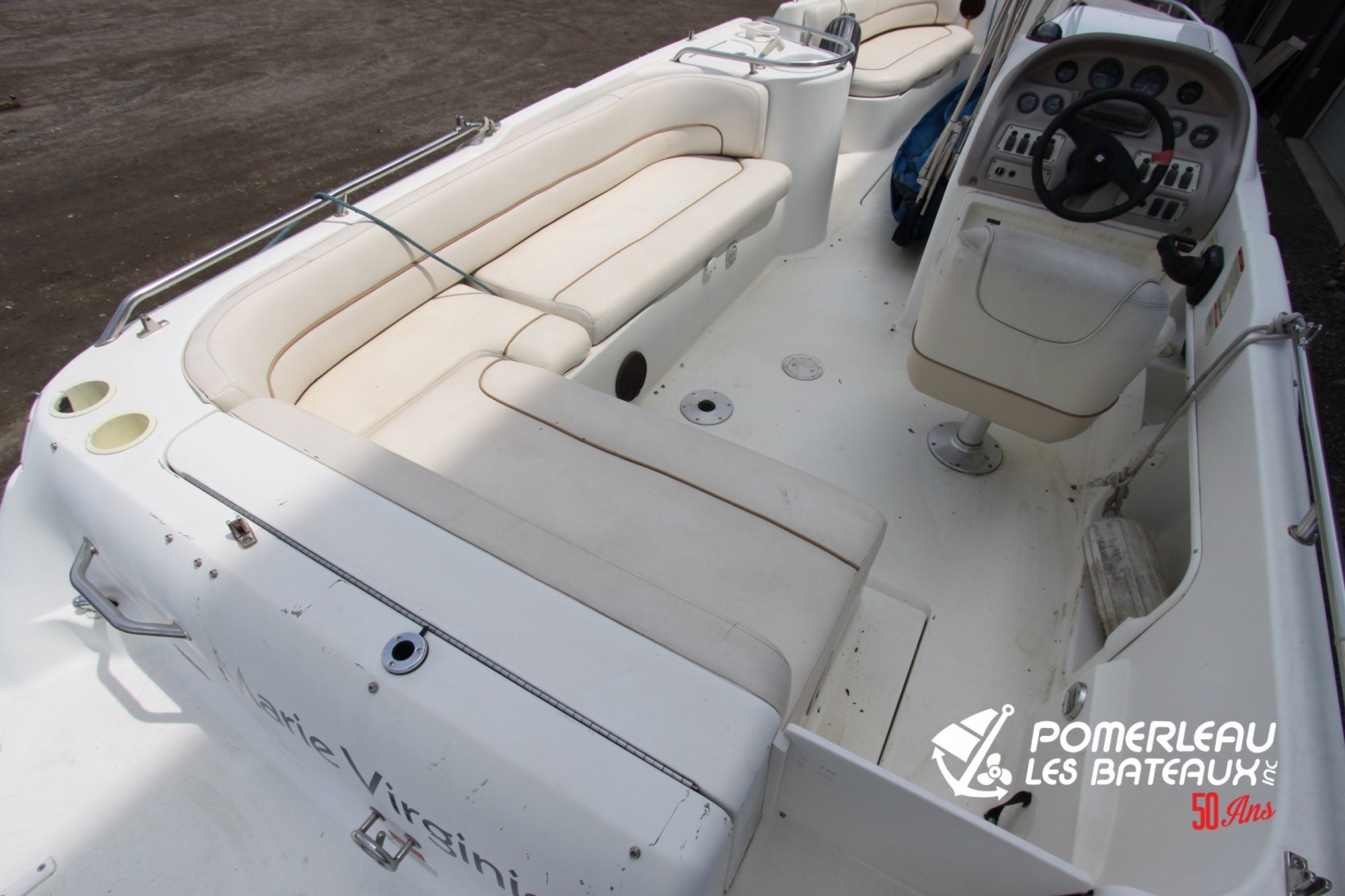 Searay Sundeck 250 - IMG_7170