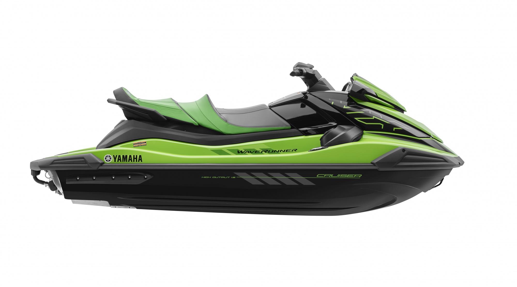 Yamaha VX CRUISER HO - 2021_VXCruiserHO_Green_1