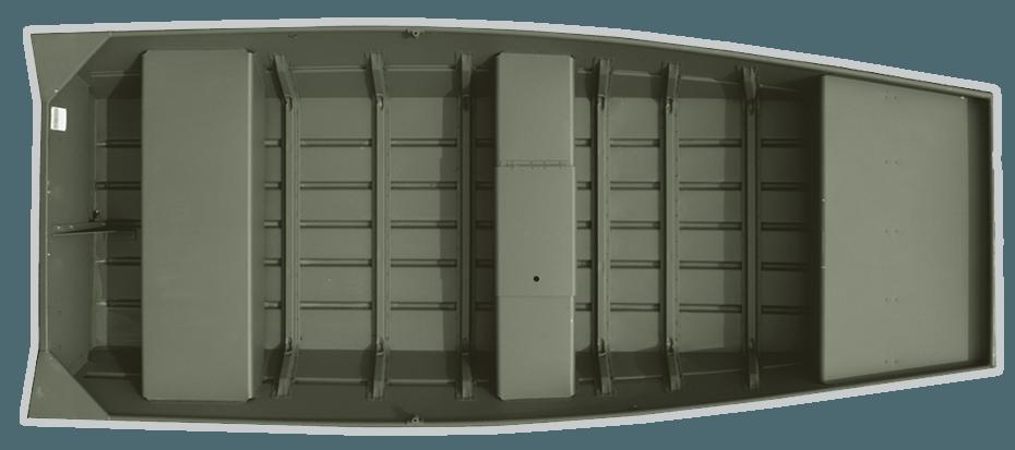 Crestliner 1448T - 1448T