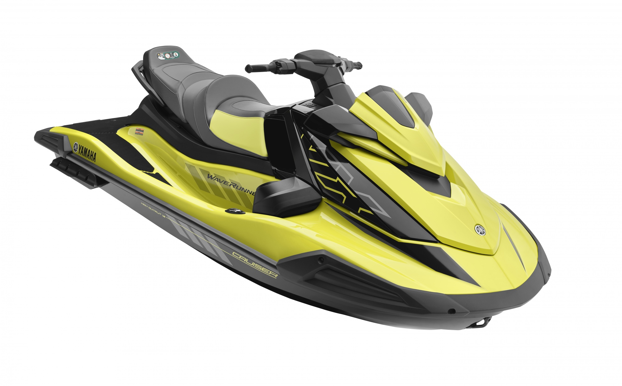 Yamaha VX CRUISER HO - 2021_VXCruiserHO_Yellow_3