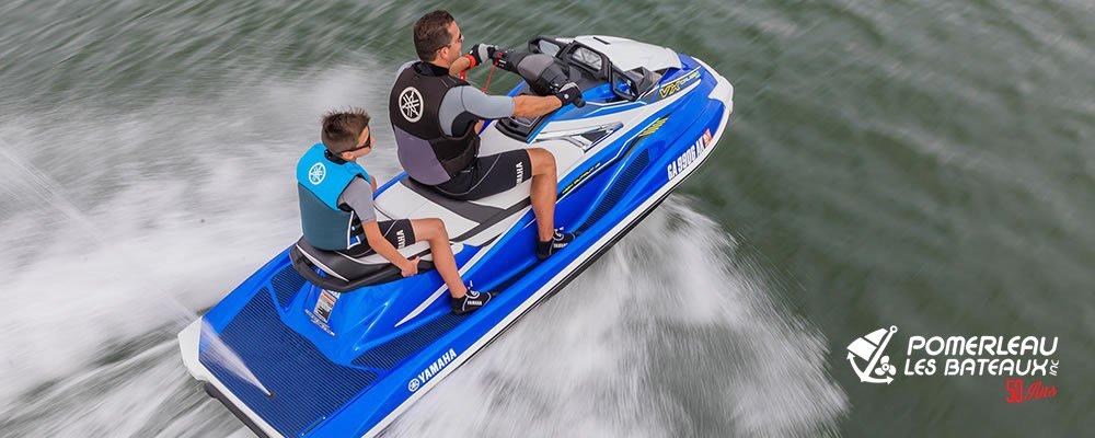Yamaha VX Cruiser HO - 2018-VX-cruiser-HO-blue-A591