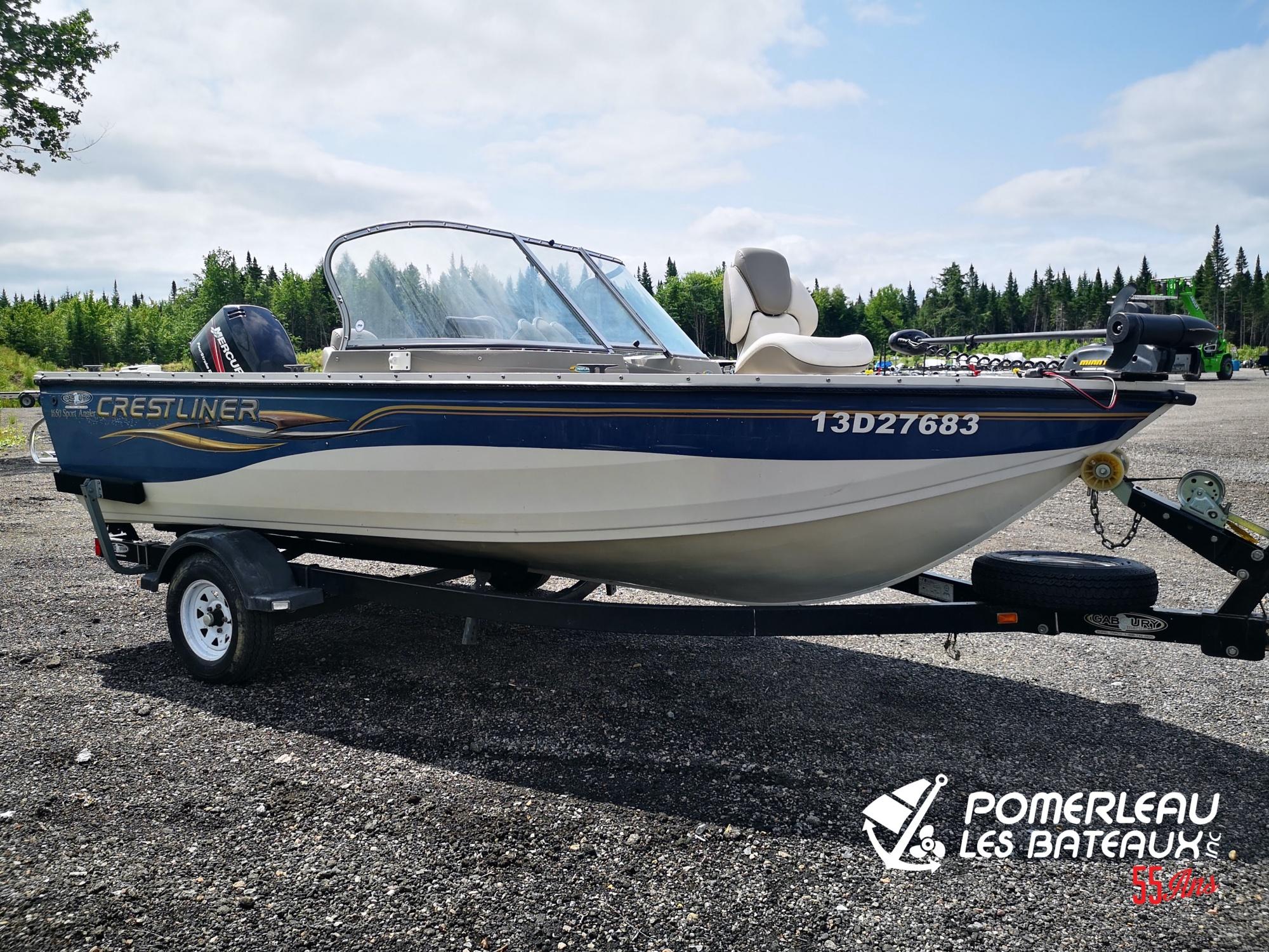 Crestliner Sport Angler 1650 - IMG_20210716_110932