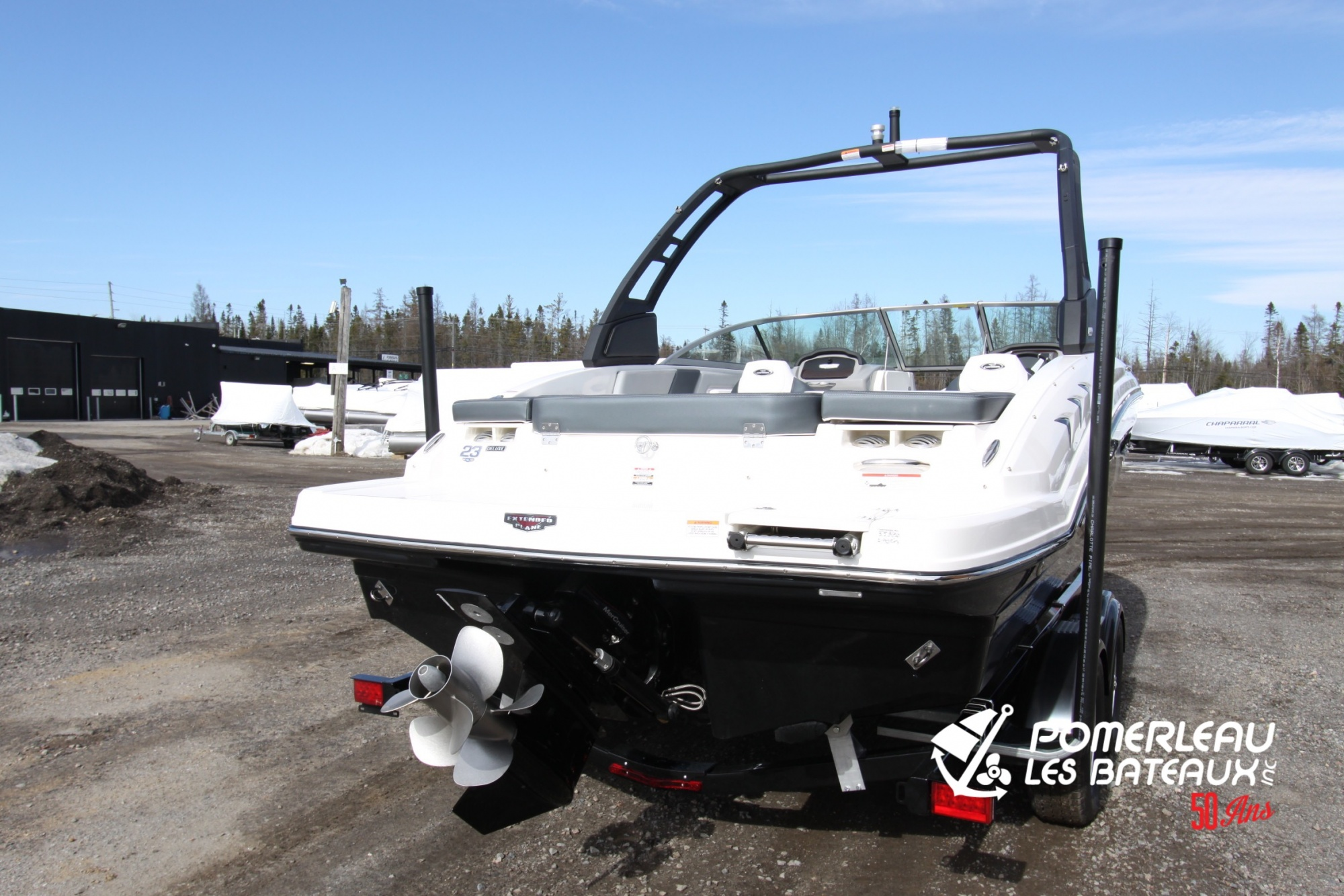 Chaparral SSI 23 - IMG_5059