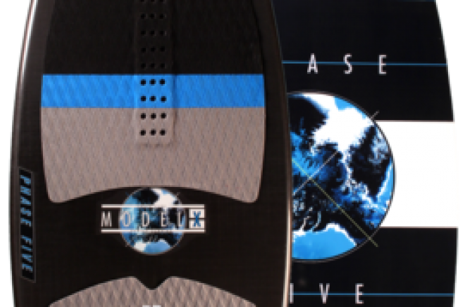 Phase 5 model x wake skimboard