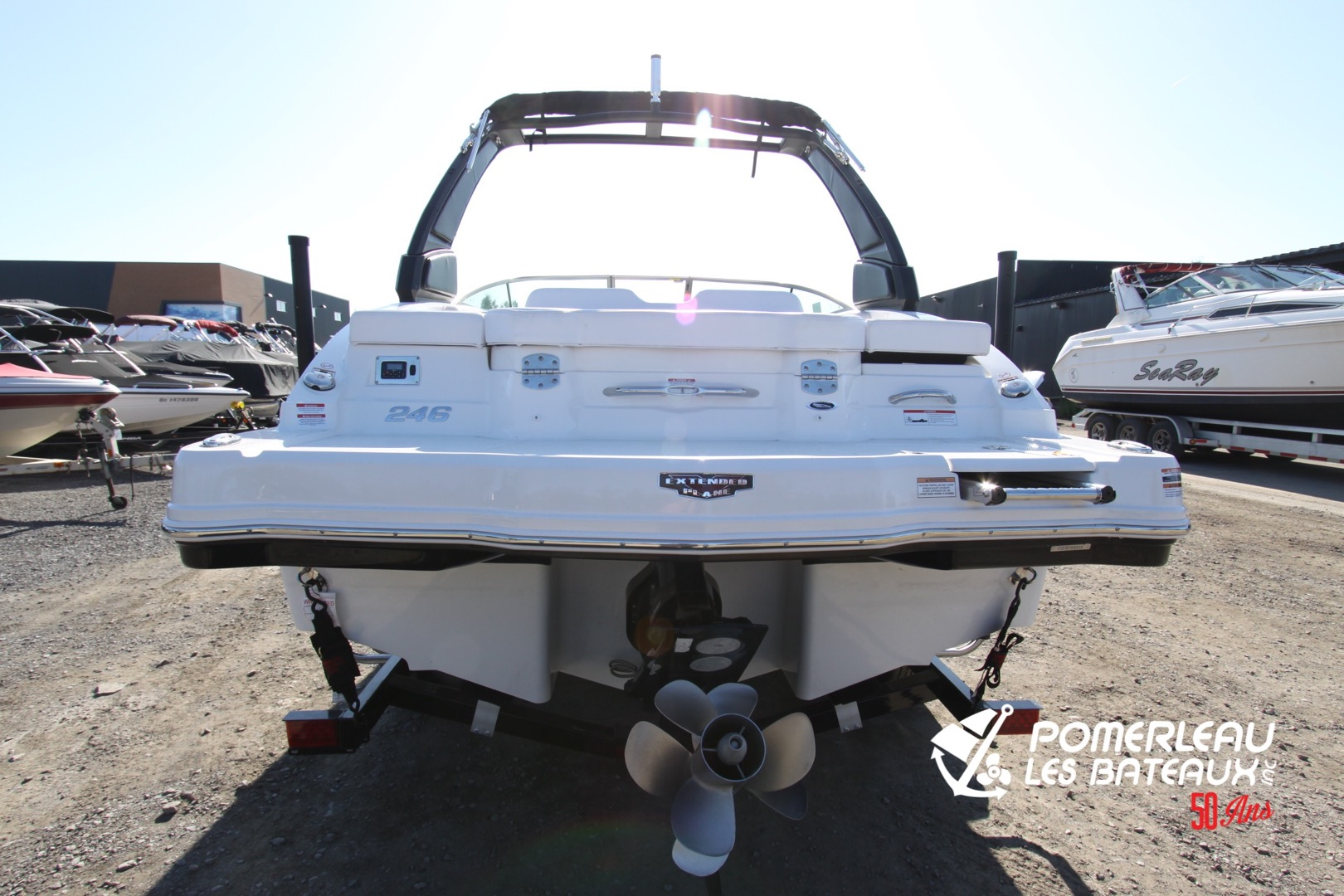 Chaparral 246 SSI - IMG_2120