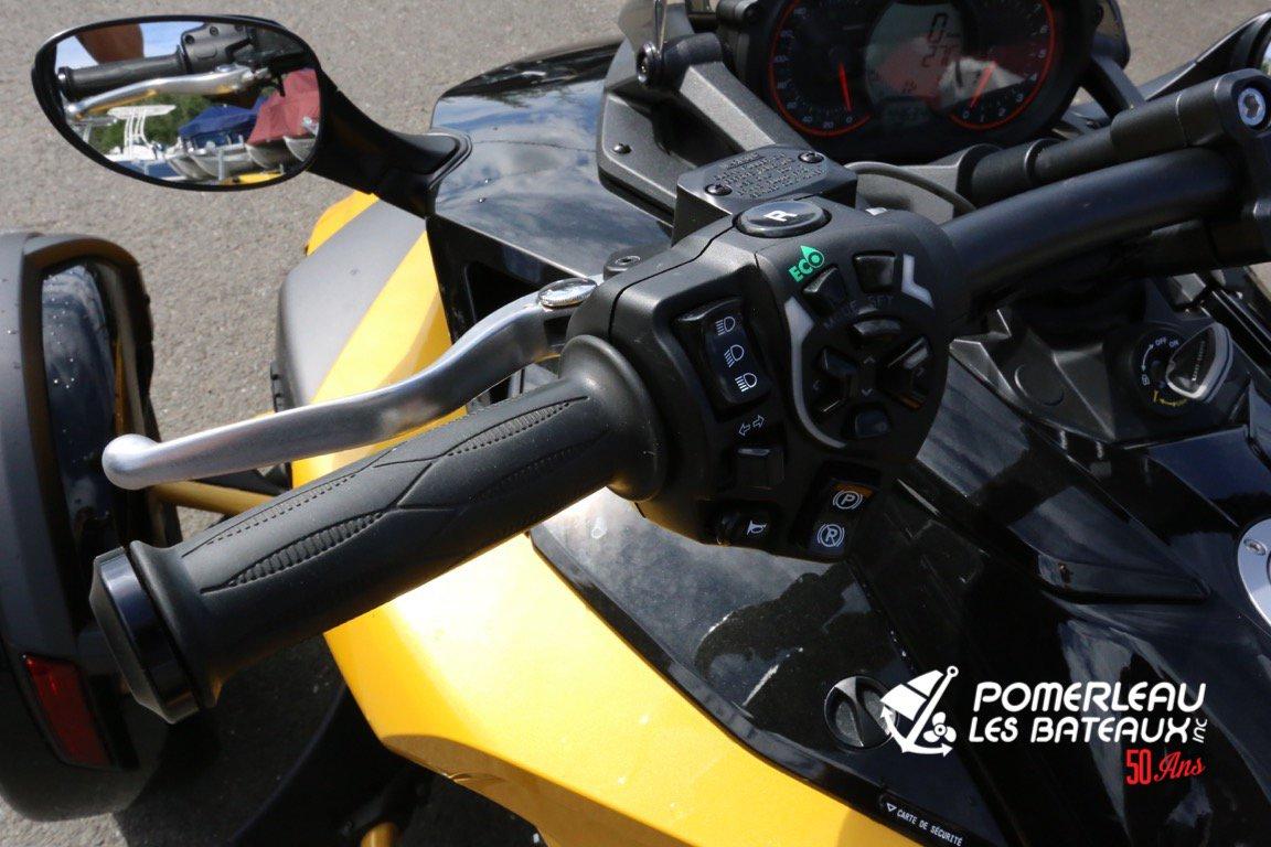BRP Can Am Spyder F3-S Daytona - IMG_0492