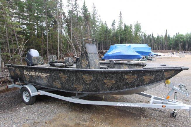 Polar Kraft Outlander 186