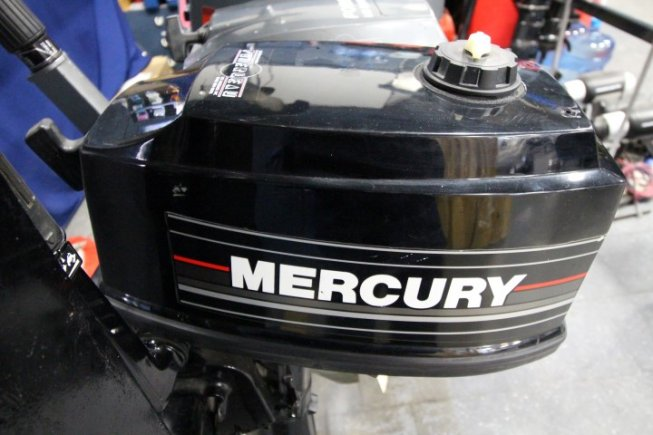 Mercury 5 HP