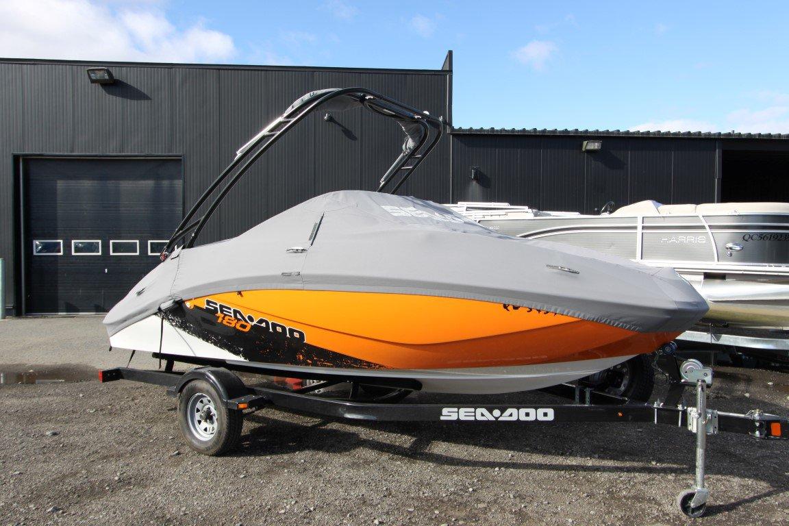 BRP Sea doo Challenger 180 SP - IMG_8212