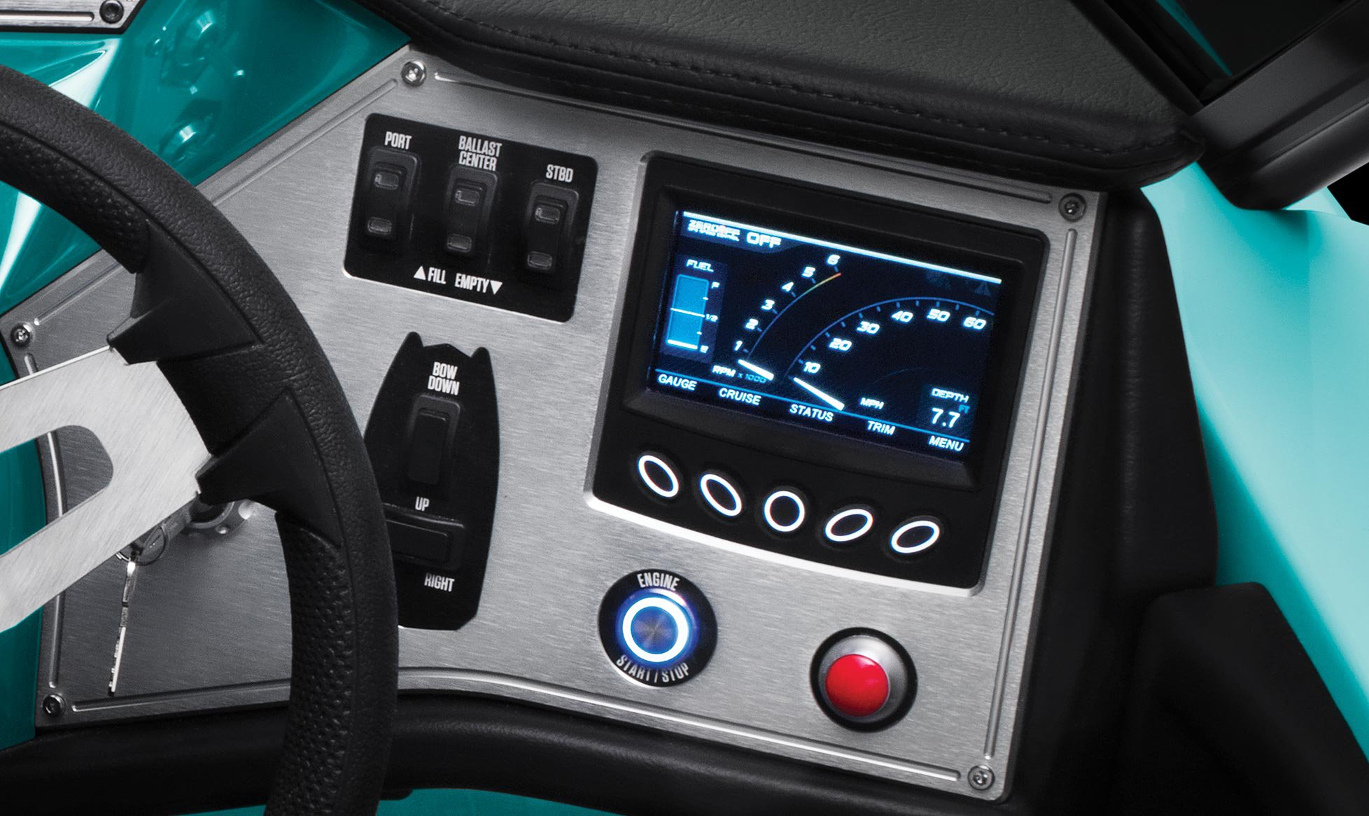 Mastercraft NXT 20 NICELY EQUIPPED - NXT20_11_4.3-color-screen-2