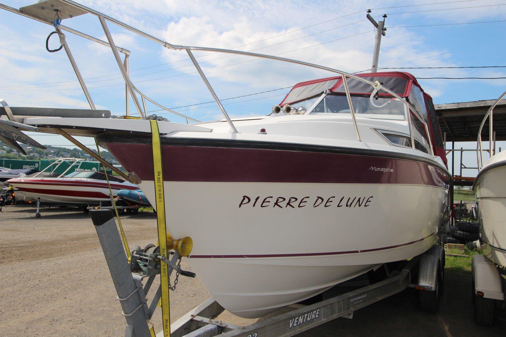 Carver Yachts Montego 27 - IMG_1153