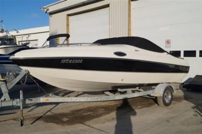 Stingray Boat Co Cuddy 200 CS