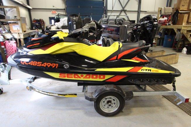 BRP Sea doo GTR 215