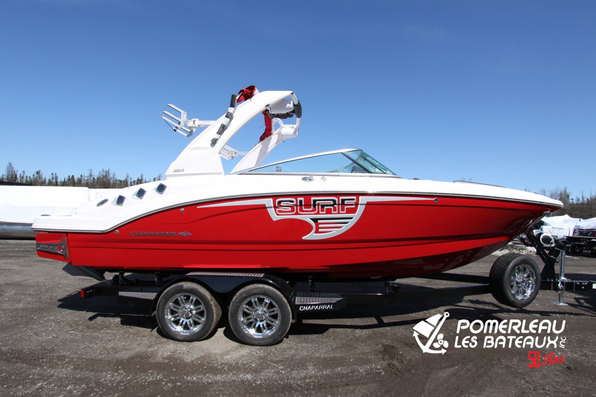 Chaparral 24 Surf - IMG_4994