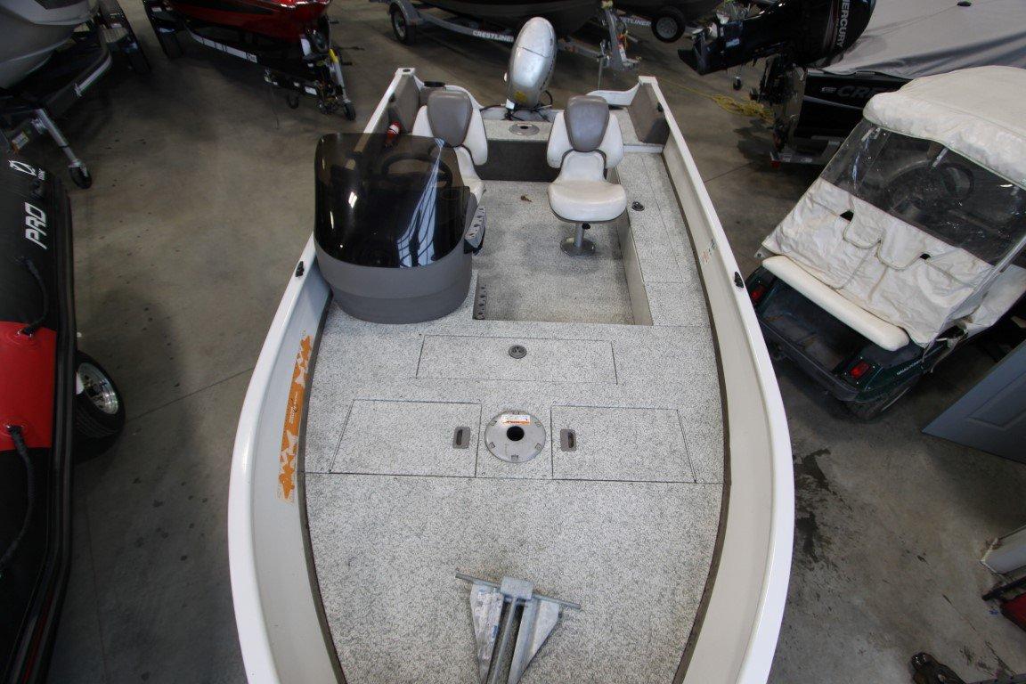 Crestliner Sport Angler 1650 - IMG_3680