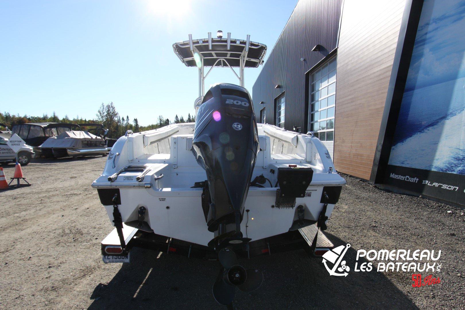 Sea Fox 236CC Pro Series - IMG_5654