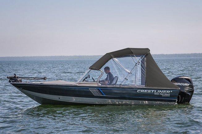 Crestliner Fishhawk 1750 Platinum