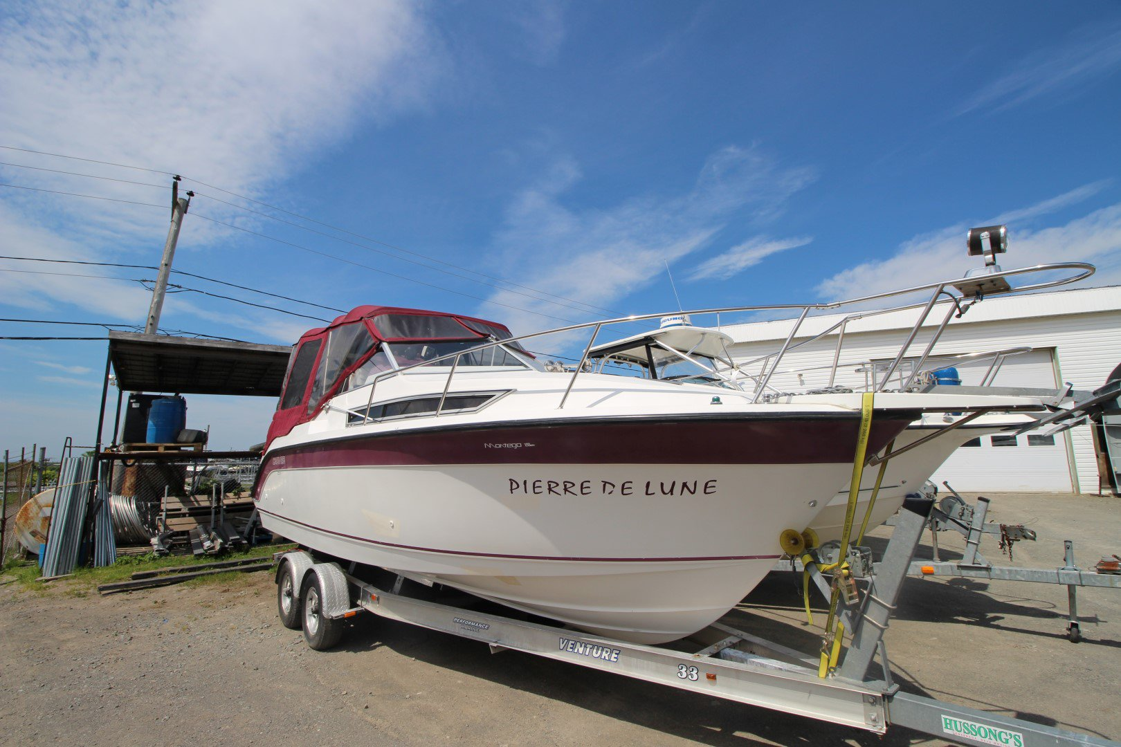 Carver Yachts Montego 27 - IMG_1124
