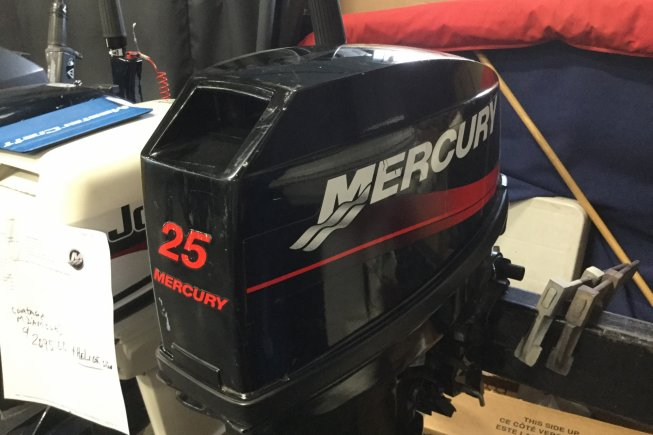 Mercury 25 ML