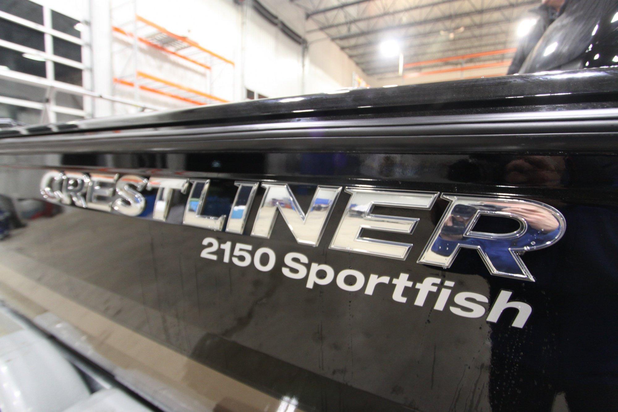 Crestliner Sportfish 2150 SST - IMG_3583