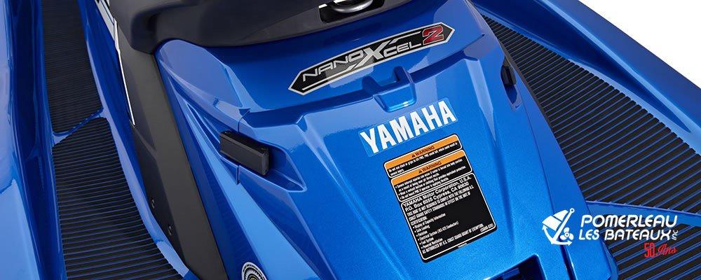 Yamaha FX Cruiser SVHO - 2018-FX-Cruiser-SVHO-Blue-Nanoxcel