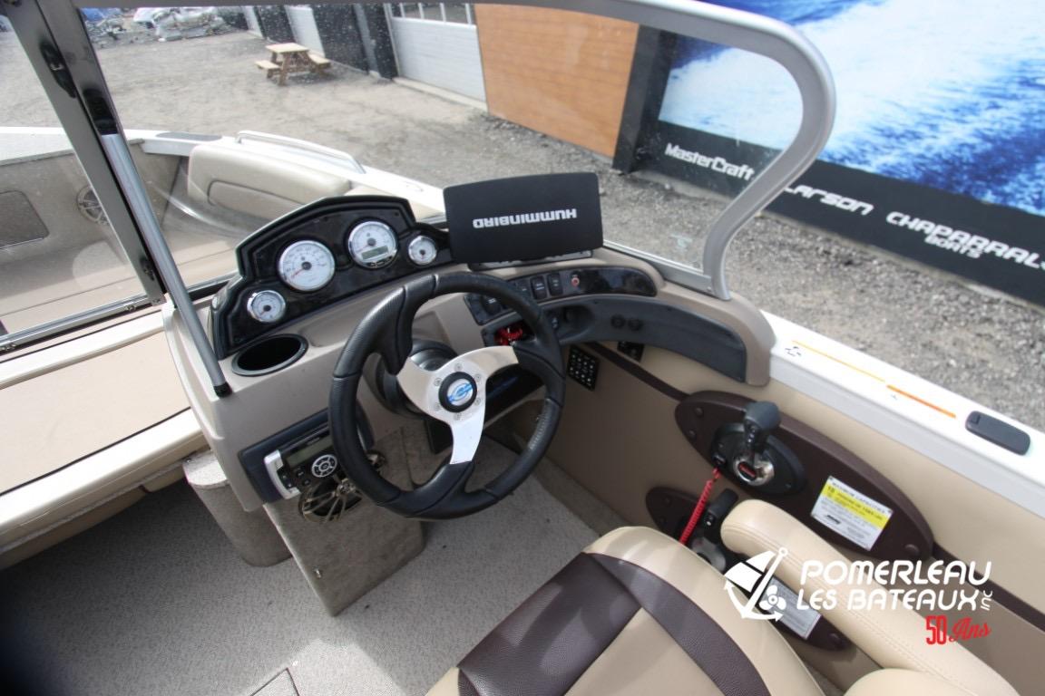 Crestliner Sportfish 2150 SST - IMG_9645