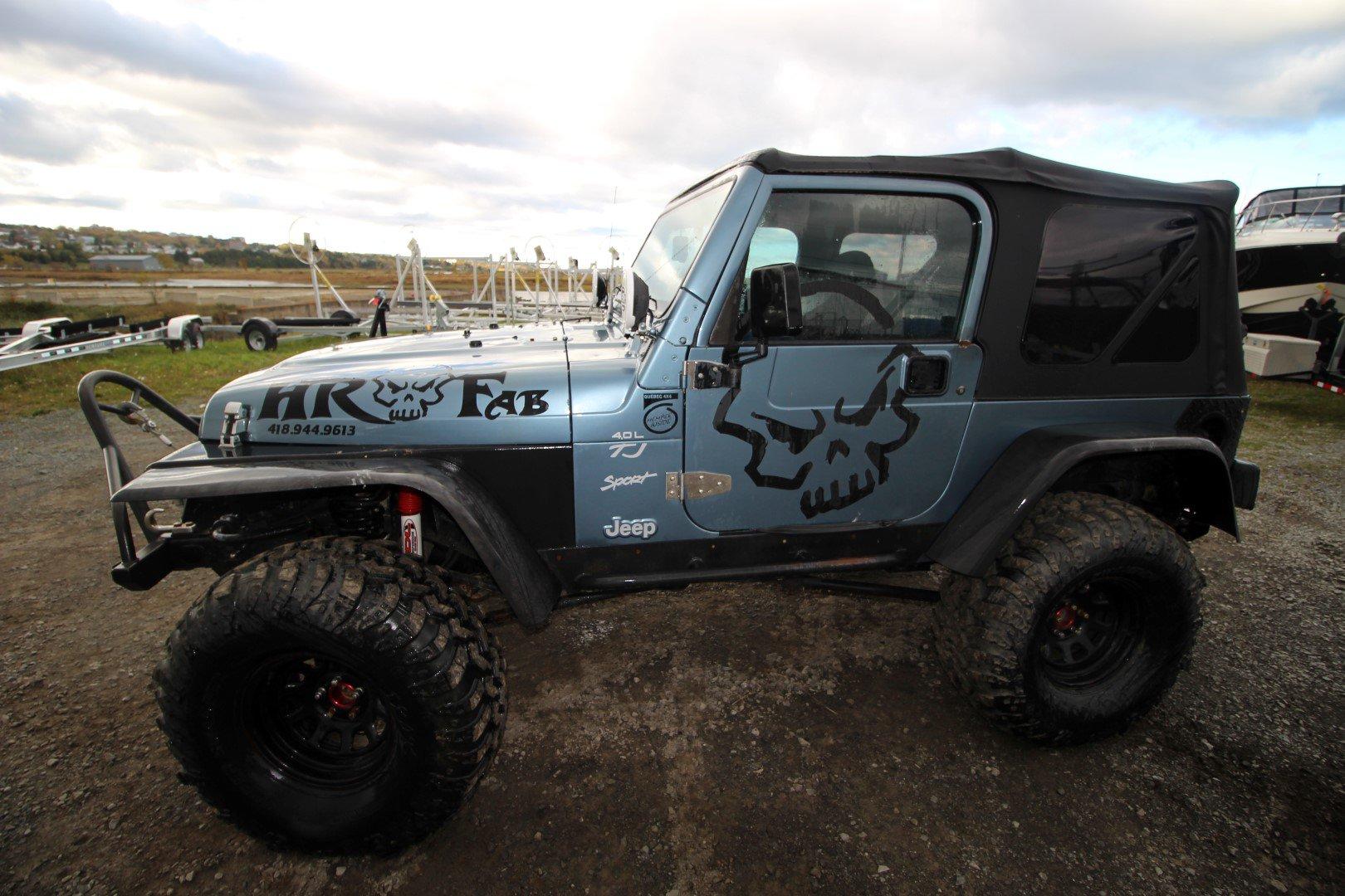 Jeep TJ 4.0L - IMG_2499