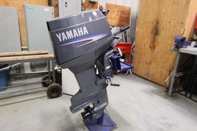 Yamaha 30HP 2 Strokes