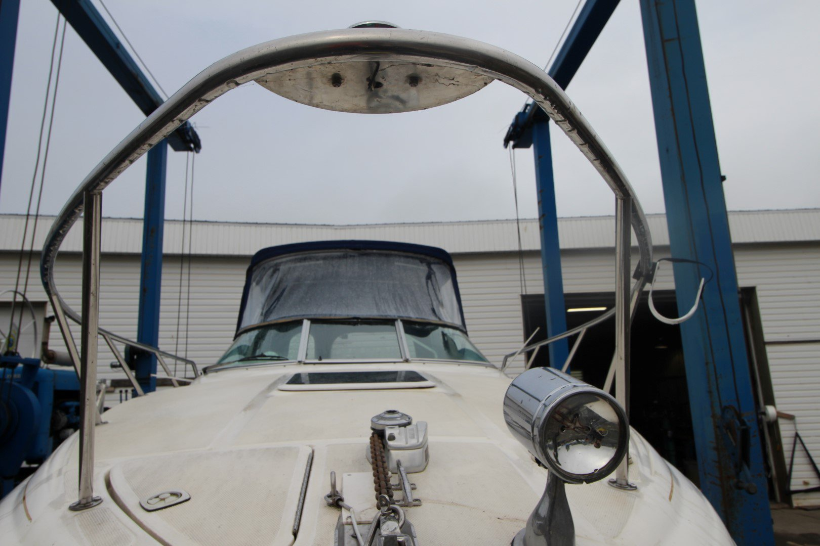 Sea Ray SunDancer 260 - IMG_2302