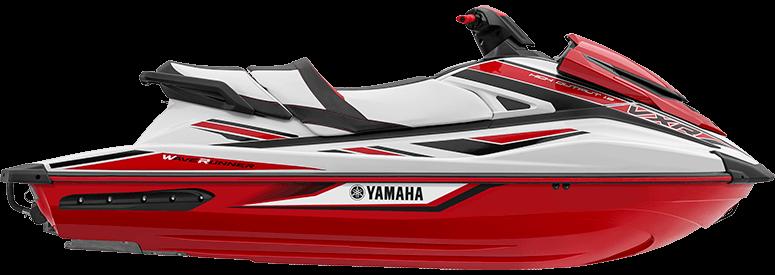 Yamaha VXR - 2019-VXR-White-Red_1