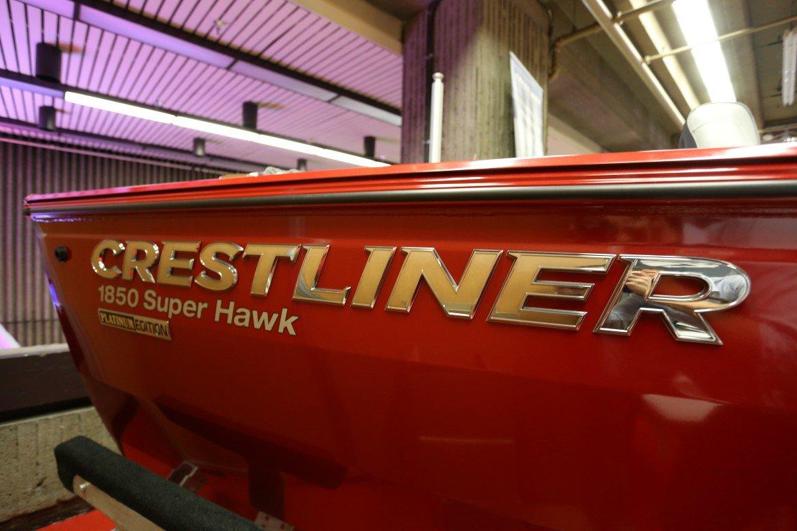 Crestliner SuperHawk 1850  - IMG_5663