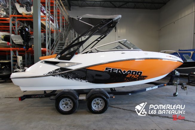 BRP Sea doo Challenger 210