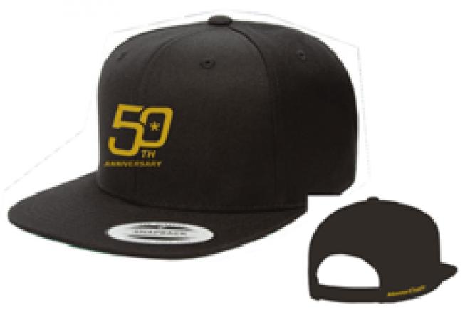 MasterCraft 50th Anniversary Snapback Hat