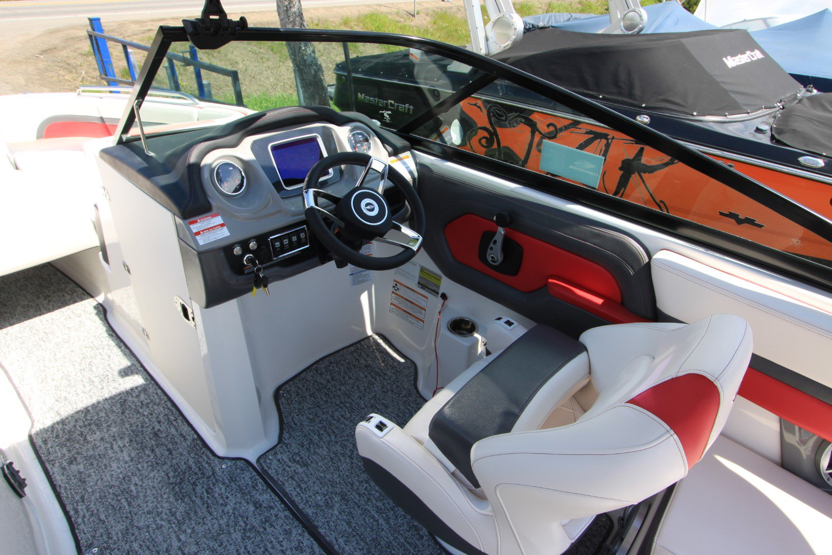 Chaparral 2430 VRX - IMG_5248