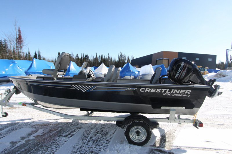 Crestliner 1650 Discovery - IMG_9502