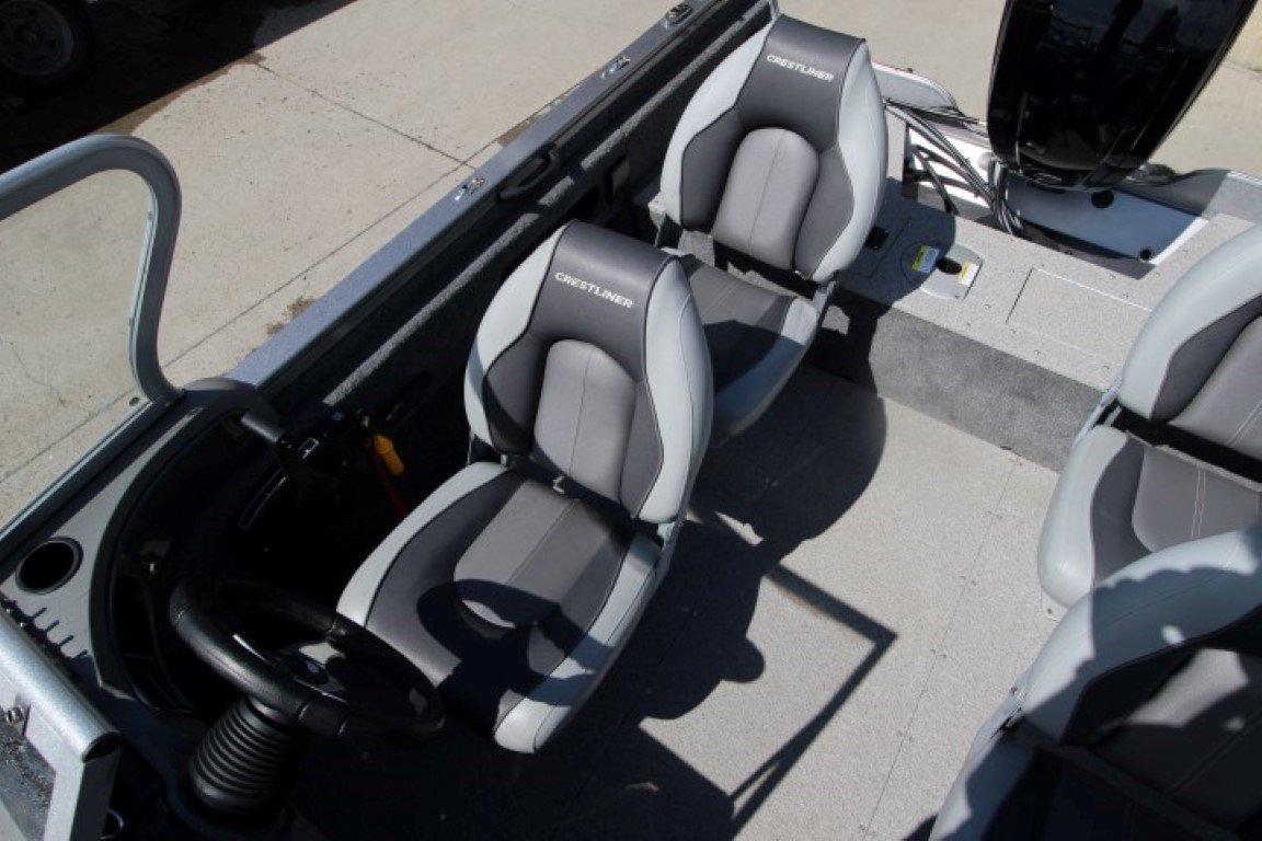 Crestliner Fish Hawk 1650 - IMG_4559